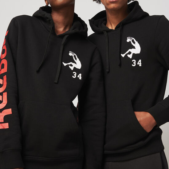 Reebok - The Merch Collection Unisex Hoodie Black EB4750