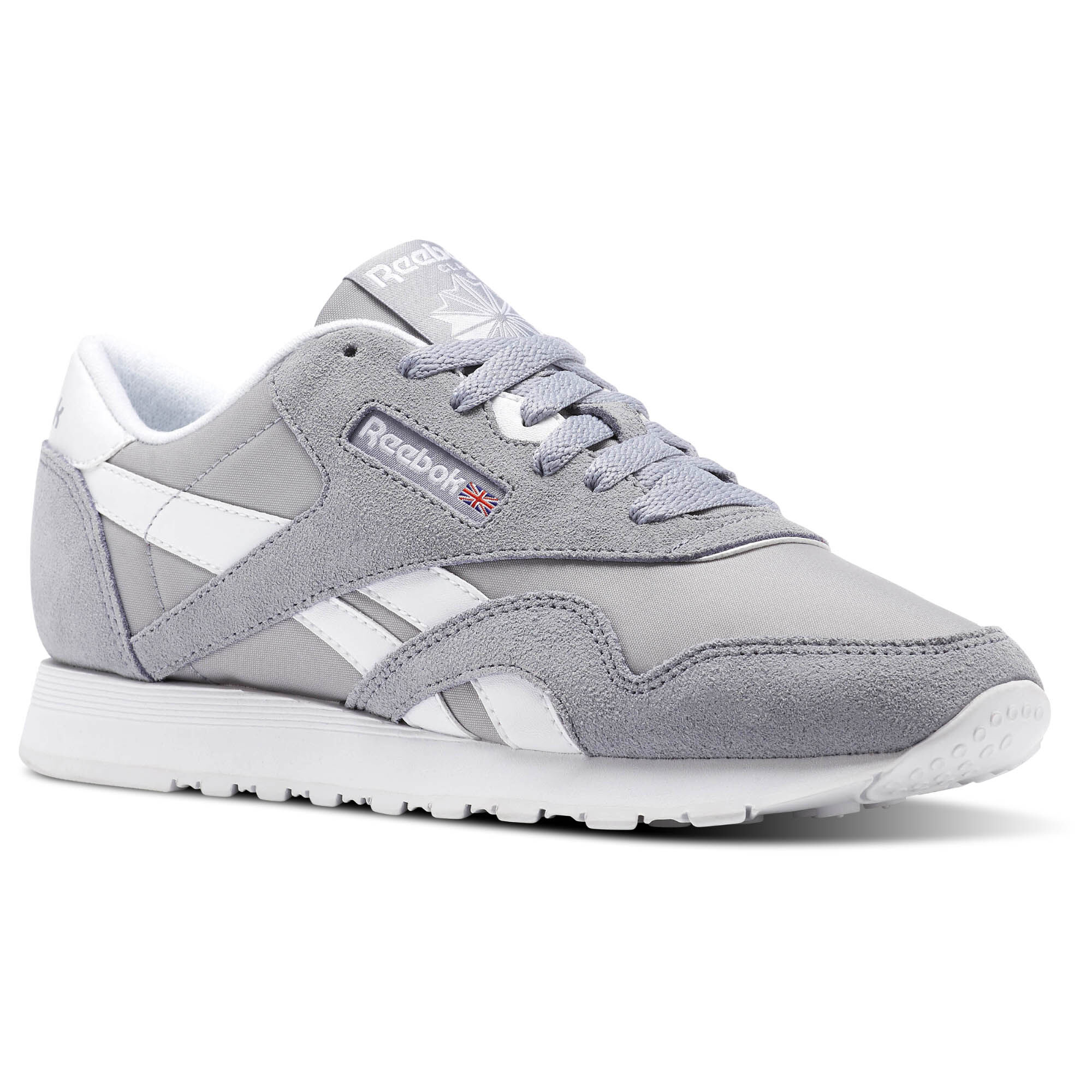 Reebok - Classic Nylon Neutrals Cool Shadow/White BS9376