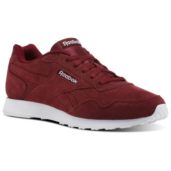 Reebok - Royal Glide LX Collegiate Burgundy/White CN0455