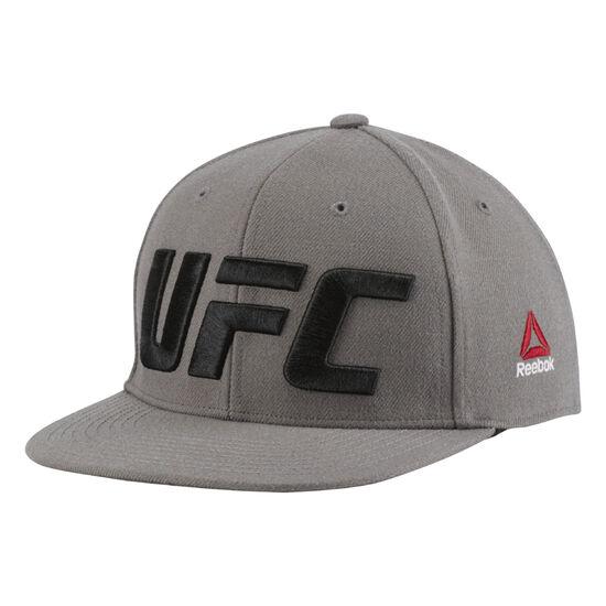 Reebok - UFC Flat Peak Cap Medium Grey CZ9908