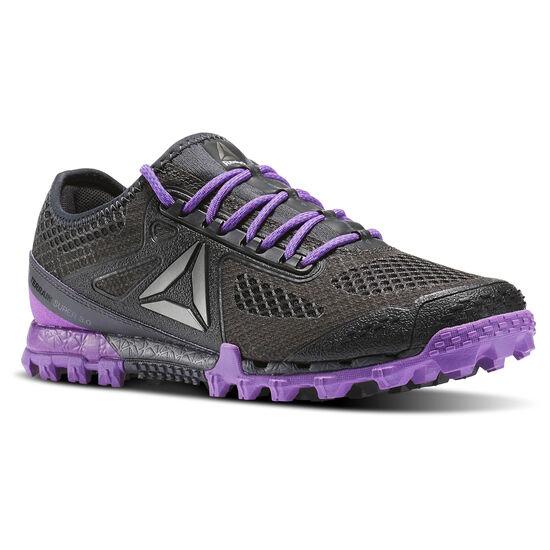 Reebok - All Terrain Super 3.0 Coal/Ash Grey/Purple/Vital Blue BS5708