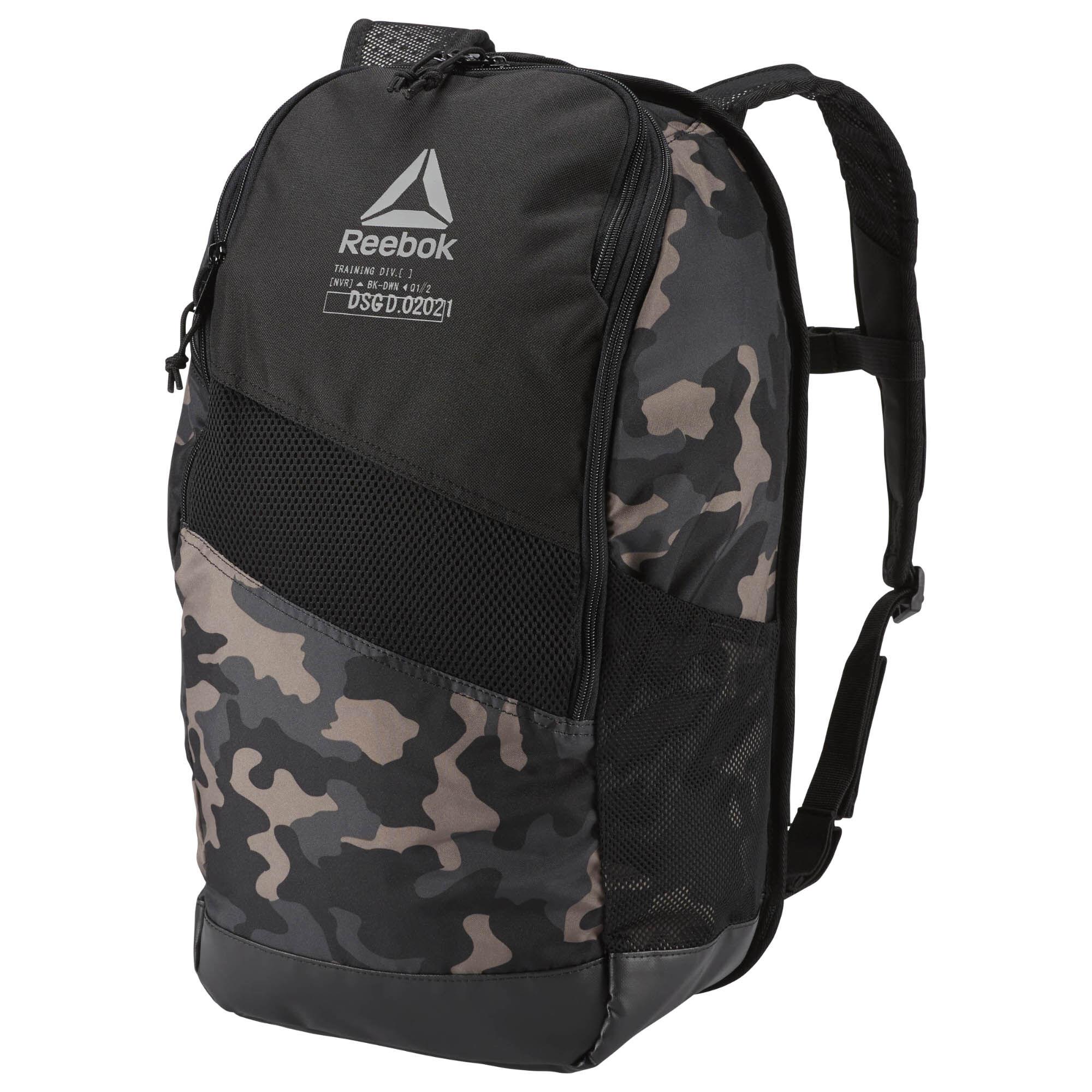 Reebok UFC Backpack | RevUp Sports  |Reebok Backpack