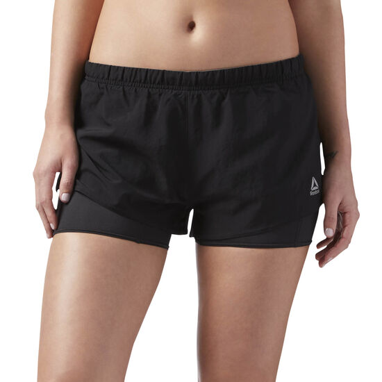Reebok - 2-In-1 Performance Shorts Black CE4653