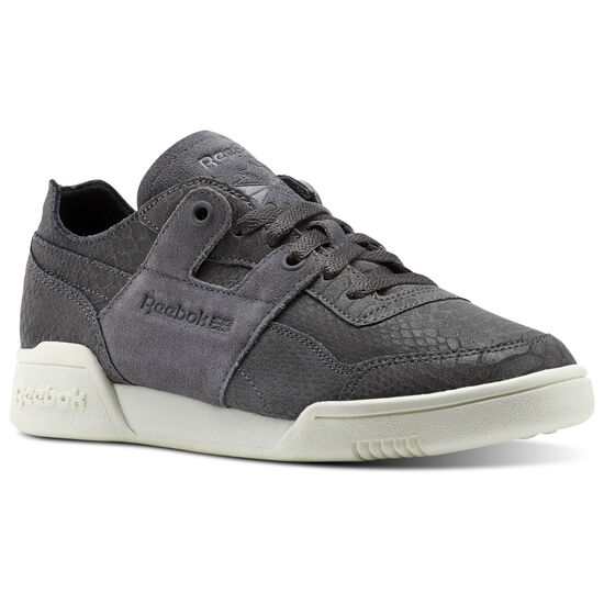 Reebok - Workout LO DCN Foil Ash Grey/Chalk BS9833