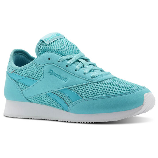 Reebok - Reebok Royal Classic Jogger Breezy Basics Turquoise/Solid Teal/White CN0374